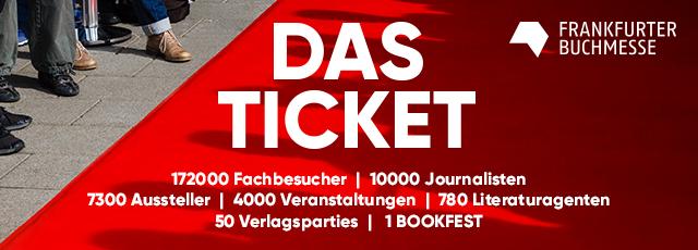 Banner Fankfurter Buchmesse 2019